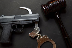 Denton Illegal Gun Charges Defense Attorneys